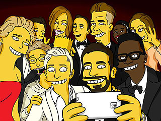From The Simpsons to Nic Cage: 5 Parodies of Ellen's Oscar Selfie