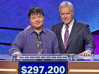 Jeopardy!'s 'Renegade' Champion Arthur Chu Unseated After 12 Days | Jeopardy!, Alex Trebek