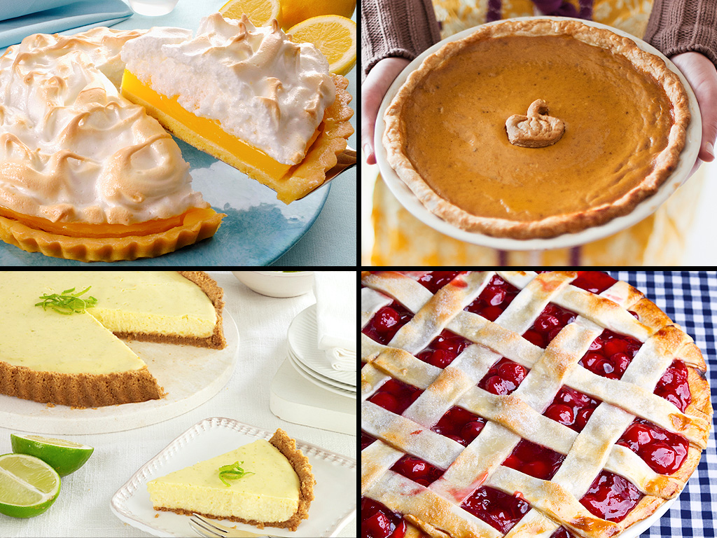 For Pi Day, Here Are the 31.4 Best Pies, Ranked| Cherry Pie, Food