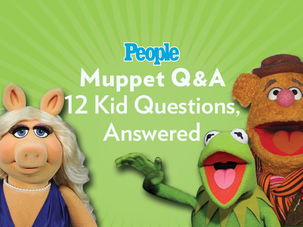 When Kids Interview Muppets: 12 Adorable Questions, Answered | Muppets Most Wanted, The Muppets, Muppets