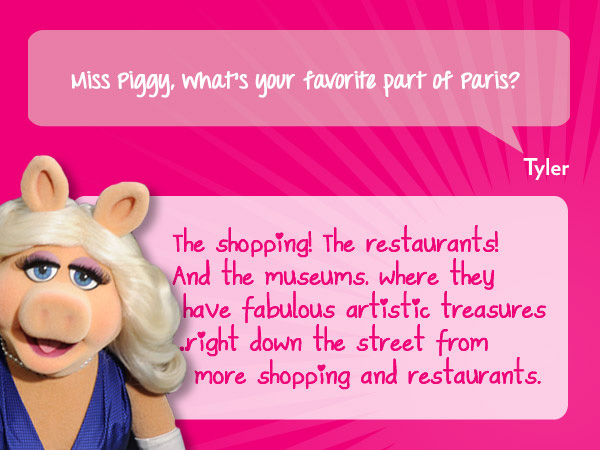 Kermit And Miss Piggy Quotes. QuotesGram