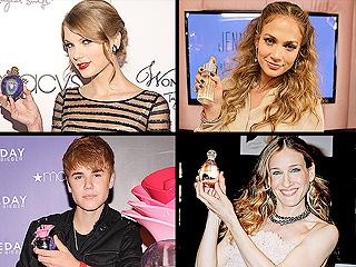 Celebrity Fragrances: A Brief History of Star-Studded Scents   Sarah Jessica Parker, Jennifer Lopez, Justin Bieber, Sarah Jessica Parker, Taylor Swift