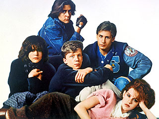 Celebrate The Breakfast Club's 30th Anniversary with 30 Life Lessons | The Breakfast Club, Ally Sheedy, Anthony Michael Hall, Emilio Estevez, John Hughes, Judd Nelson, Molly Ringwald
