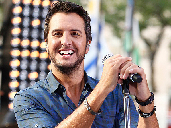 Luke Bryan Is the Kevin Bacon of Country's Gang of Georgia Boys