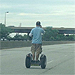 What's a Segway Doing on Chicago's Lake Shore Drive?