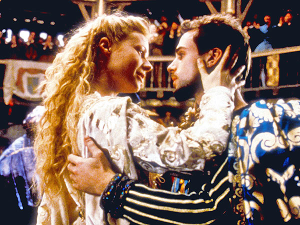 12 Pieces of Romantic Advice for Gwyneth Paltrow from Her Movies | Shakespeare in Love, Chris Martin, Gwyneth Paltrow, Ralph Fiennes