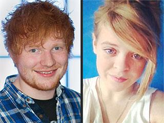 Ed Sheeran Serenades Fan Battling Cystic Fibrosis Minutes Before Her Death   Ed Sheeran