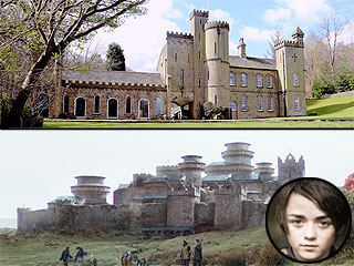 Live Like King Joffrey: 5 Real-Life Game of Thrones Castles You Can Rent | Game of Thrones, Maisie Williams