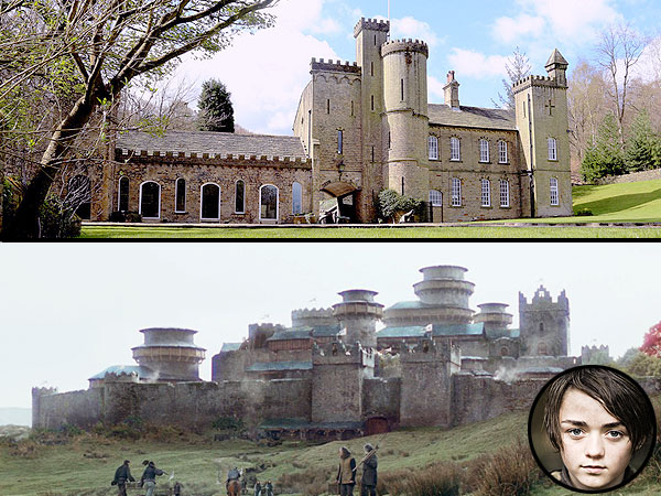 Game of Thrones Look-alike Castles Available for Rent
