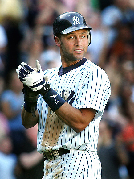 Derek Jeter's Career with the New York Yankees in Pictures
