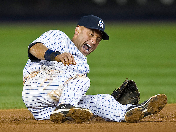 The Captain Retires: Derek Jeter's Career in Photos| New York Yankees, Derek Jeter