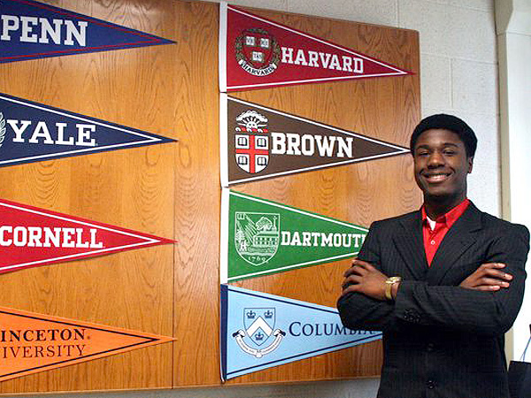 New York High School Student Kwasi Enin Accepted to All 8 Ivy League Colleges