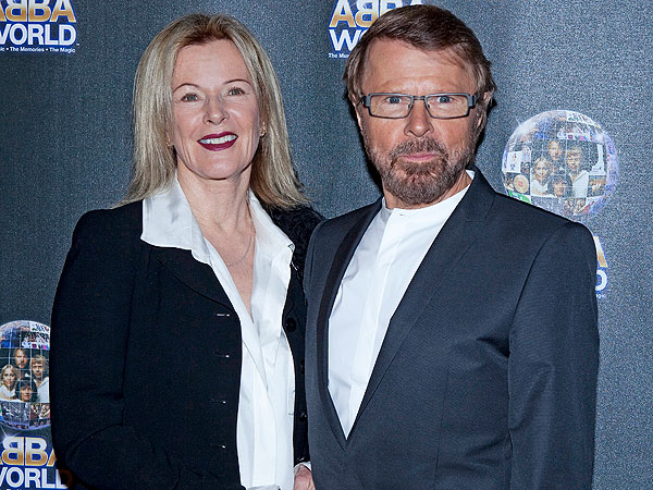 Mamma Mia! ABBA Celebrates 40 Years of Making People Dance| Abba, Mamma Mia!, Mamma Mia!, Anni-Frid Lyngstad, Bjorn Ulvaeus