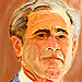 An Art Expert Reviews George W. Bush's Paintings