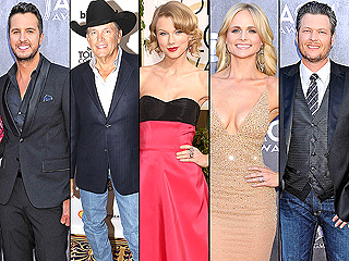 Who Will Win Entertainer of the Year at the ACM Awards? | Blake Shelton, George Strait, Luke Bryan, Miranda Lambert, Taylor Swift