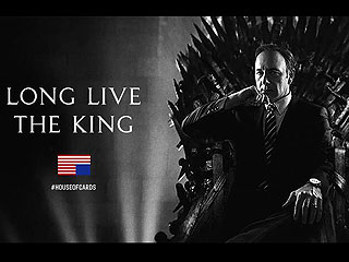 House of Cards Taunts Game of Thrones on Twitter | House of Cards, Game of Thrones, House of Cards