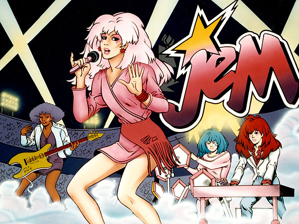 Fantasy Casting: Taylor Swift Should Totally Star in the Jem and the Holograms Movie | Jem