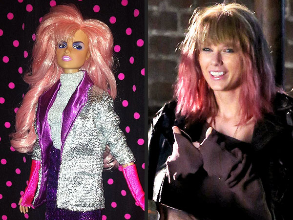 Fantasy Casting: Taylor Swift Should Totally Star in the Jem and the Holograms Movie| Chris Hemsworth, Katy Perry, Madonna, Taylor Lautner, Taylor Swift, Musician Class