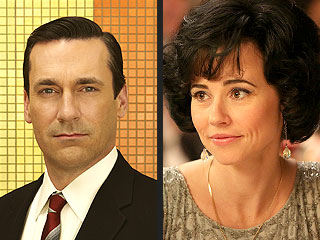 See All the Brunettes Don Draper Has Known and Loved