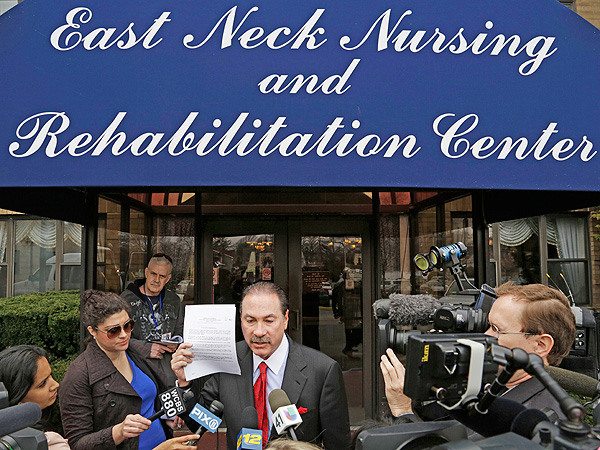 Family Sues N.Y. Nursing Home Over Male Stripper Visit  Trials & Lawsuits, Real People Stories