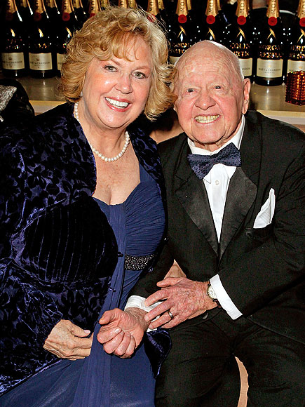 Inside the Fight Over Mickey Rooney's Burial | Mickey Rooney