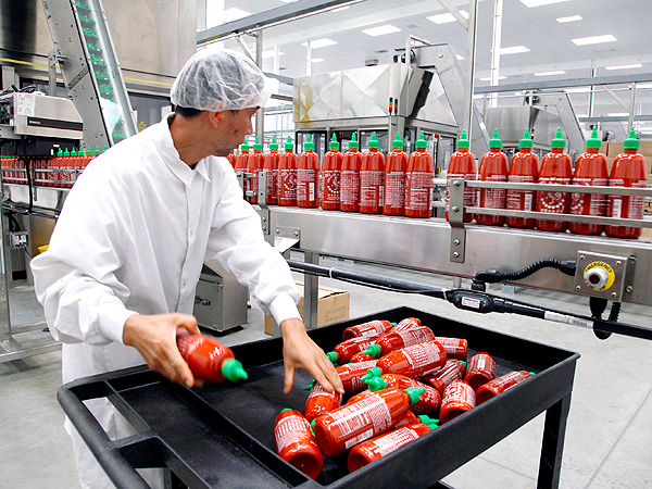 California City Declares Sriracha Hot Sauce Factory Public Nuisance| Trials & Lawsuits, Food