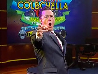 Watch Out, Jimmy Fallon: Stephen Colbert Can Sing (and Dance), Too! | Stephen Colbert
