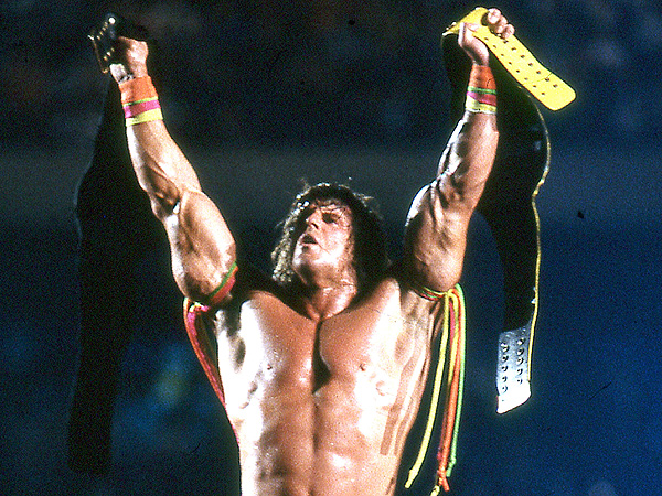 Watch: 6 Clips That Show the Ultimate Warrior's Unforgettable Charisma