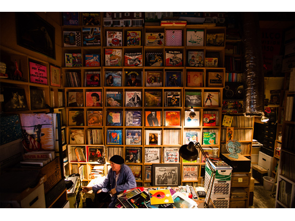 8 Photos of Amazing Record Collections Around the World for Record Store Day| Around the Web
