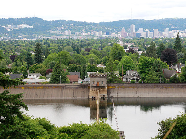Portland Will Flush 38-Million-Gallon Reservoir After Catching Teen Urinating in Water