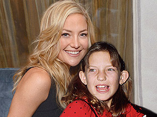 PEOPLE's 'Most Beautiful' Celebrities Posing with Their Younger Selves | Most Beautiful, Kate Hudson
