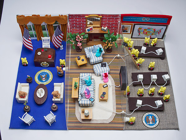 Play with Your Food: See the 5 Sweet Finalists of the Annual Peeps Diorama Contest| Easter