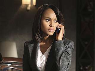 Conscious Uncoupling? Kimye's Vogue Cover? Sounds Like Work for Scandal's Olivia Pope | Scandal, Kerry Washington