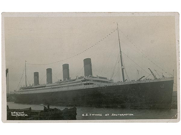 Bid on These 8 Titanic Artifacts at Auction This Week| Titanic, Around the Web, Media Products, Movies