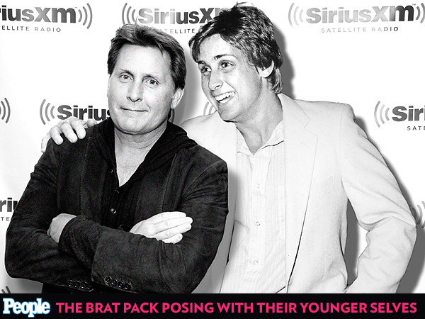 Don't You Forget About Me: The Brat Pack Then and Now| The Brat Pack, Sixteen Candles (Flashback Edition), Ally Sheedy, Andrew McCarthy, Anthony Michael Hall, Demi Moore, Emilio Estevez, Judd Nelson, Molly Ringwald, Rob Lowe, Authors Class