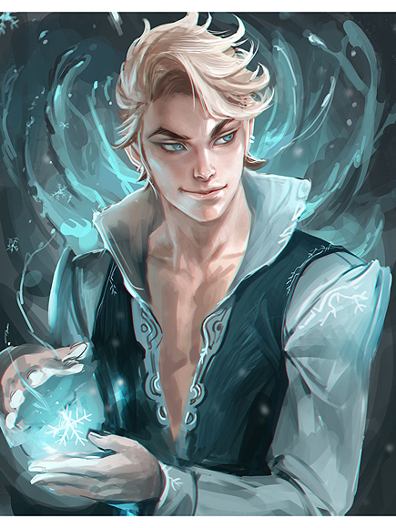Frozen's Elsa as a Man? Gender-Bending Portraits Reimagine Disney Ladies| Around the Web