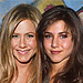 The Friends Cast Hanging Out with Their Younger Selves | Friends, Jennifer Aniston
