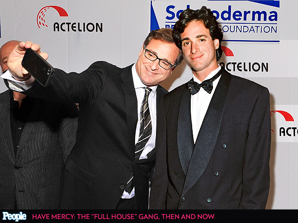 Have Mercy: The Full House Gang, Then and Now  Full House, Dancing With the Stars, Bob Saget, Dave Coulier, John Stamos