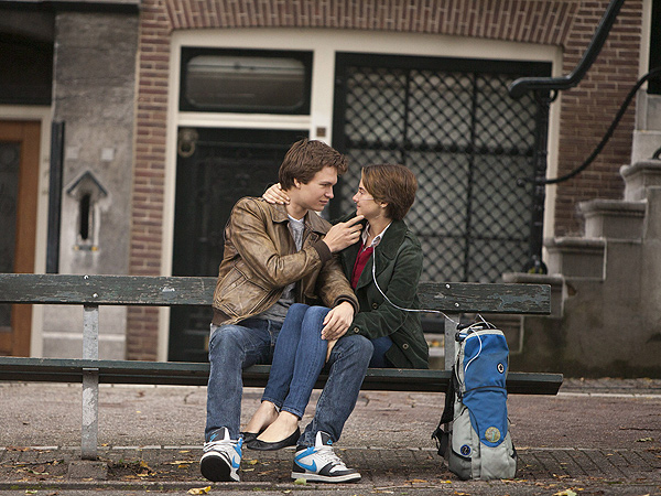 Nat Wolff Gives PEOPLE a Behind-the-Scenes Look at The Fault in Our Stars' National Tour| The Fault in Our Stars, The Fault in Our Stars, Shailene Woodley