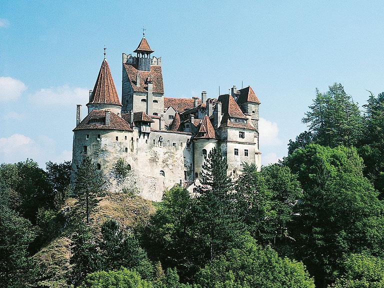 Bran Castle Bram Stoker 39 S Inspiration For Dracula 39 S