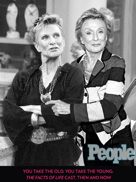 You Take the Young, You Take the Old: The Facts of Life Cast, Then and Now| The Facts of Life, Cloris Leachman, George Clooney, Kim Fields