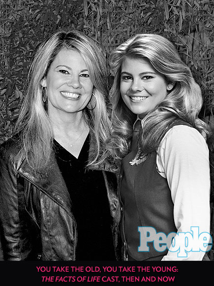 The Facts of Life's Lisa Whelchel Is Queen of the Throwback Selfie| The Facts of Life, Charlotte Rae, Kim Fields, Lisa Whelchel