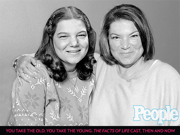 You Take the Young, You Take the Old: The Facts of Life Cast, Then and Now| The Facts of Life, Cloris Leachman, George Clooney, Kim Fields, Actor Class