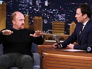 WATCH: Louis C.K. Gives Parenting Advice to Jimmy Fallon | Jimmy Fallon, Louis C.K.