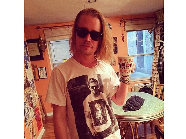 The Evolution of the Ryan Gosling and Macaulay Culkin T-Shirt Inception | Macaulay Culkin