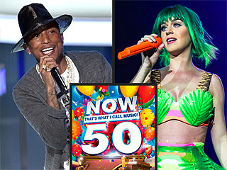 Now That's What I Call Music Celebrates 50th Album Release