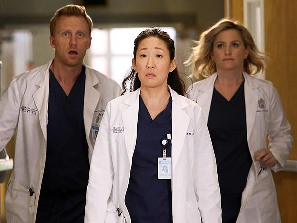 Sandra Oh Leaves 'Grey's Anatomy': See Her Best 'Oh' Faces