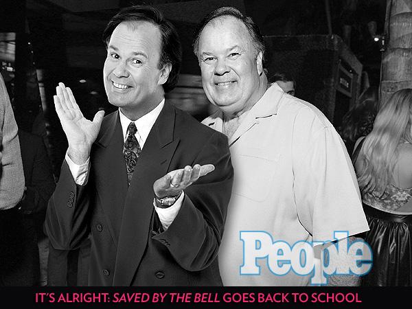 It's All Right: Saved by the Bell Goes Back to School| Saved by the Bell, Dustin Diamond, Elizabeth Berkley, Lark Voorhies, Mario Lopez, Mark-Paul Gosselaar, Tiffani Thiessen