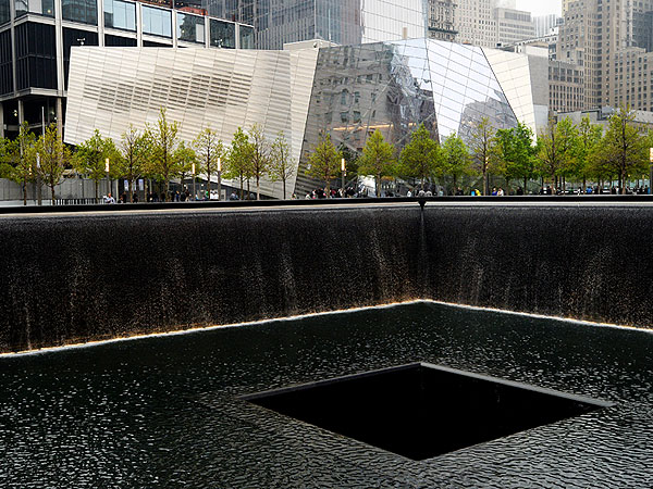 WATCH: Powerful Time-Lapse Shows Construction of National September 11 Memorial & Museum| September 11th, Barack Obama, Landmark / Museum