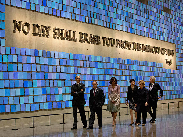 5 Things to Know About the National September 11 Memorial & Museum (VIDEO)| September 11th, New York, Barack Obama, Michael Bloomberg